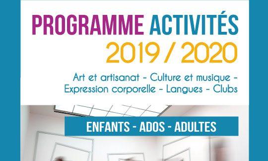 Programme 2019/2020