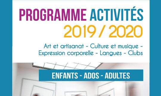 Nouveau programme